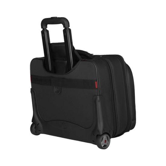 Wenger set Potomac, torba na kolesih, 43,18 cm in naramna torba, 40,6 cm, črna