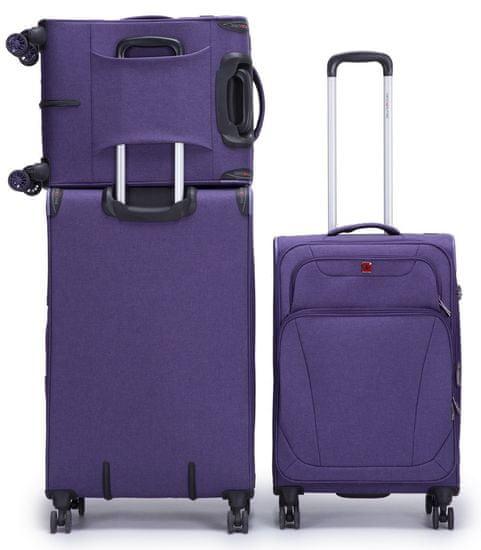 Swiss Alpine Soft Purple 3-set