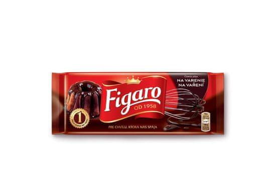 FIGARO čokoláda na varenie 100g (bal. 21ks)