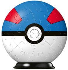 Ravensburger 3D Puzzle-Ball Pokémon motyw 2, 54 elementy
