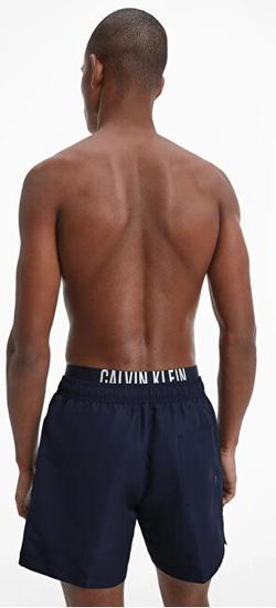 Calvin Klein Pánské koupací kraťasy KM0KM00552-CBK