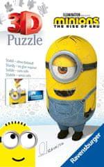 Ravensburger puzzle 3D Minionki 2 postać - Jeans 54 elementy