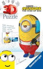 Ravensburger puzzle 3D Minionki 2 postać - Roller Skater 54 elementy