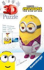 Ravensburger Puzzle 3D Minionki 2 - Disco 54 elementy