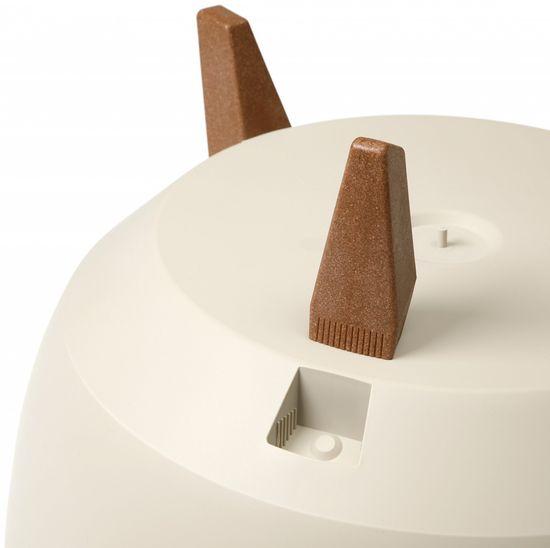 Lamela Plastová mísa na nožkách ROMA 47 cm