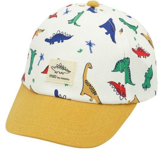 Maximo chlapčenská šiltovka s dinosaurami