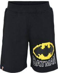 LEGO Wear chlapecké kraťasy Batman LW-12010128_1 černá 104