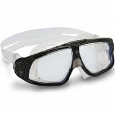 Aqua Sphere Pánské plavecké brýle SEAL 2 černá/stříbrná
