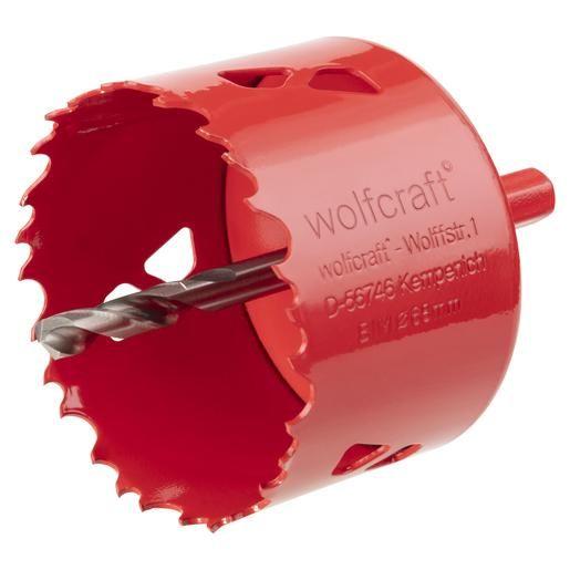 WolfCraft luknja udarec bimetalna 76mm (5494000)