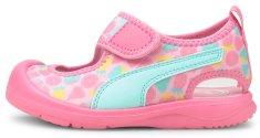 Puma Aquacat Inf sandale za djevojčice, 19, ružičaste