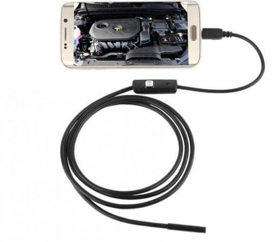 EleTech Inspekční kamera - délka 10m
