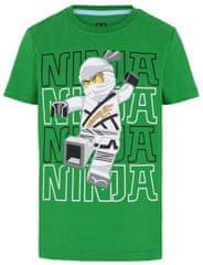 LEGO Wear chlapčenské tričko Ninjago LW-12010102_2 98 zelená