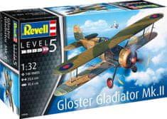 Revell Plastic ModelKit letadlo 03846 - Gloster Gladiator Mk. II (1:32)