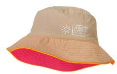 Maximo Lány kétoldalas kalap napvédővel, 51, bézs