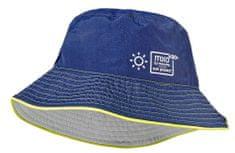 Maximo Fiú kétoldalas kalap napvédővel, 51, sötétkék