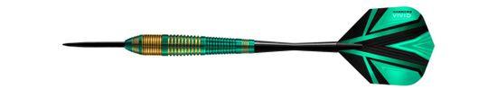 Harrows Šípky Steel Vivid Green - 24g