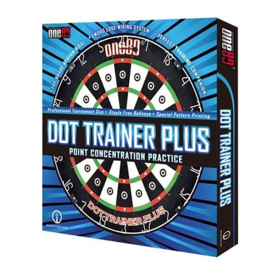 One80 Sisalový terč Dot Trainer Plus