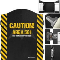 Mission Kabinet Deluxe - Area 501 - Caution
