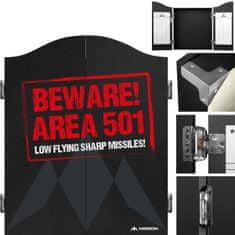 Mission Kabinet Deluxe - Area 501 - Beware