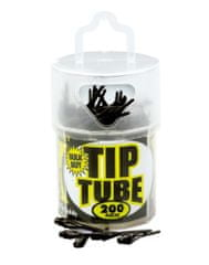 Harrows Hroty Dimple Tube - 200 ks - black