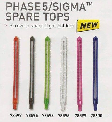 Unicorn Koncovky k násadkám Phase 5 - Sigma Spare Tops