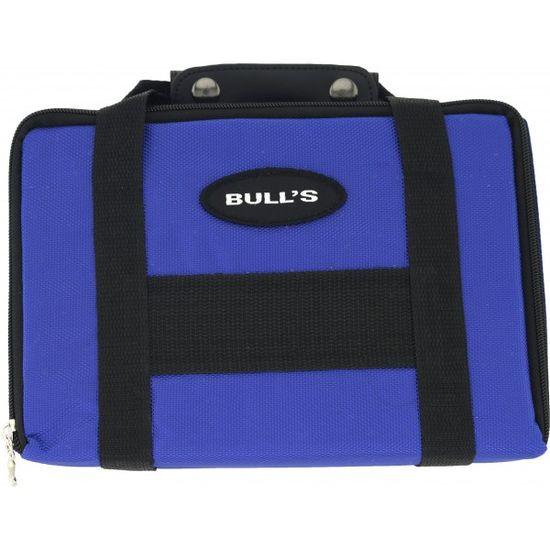 Bull's Puzdro na šípky Master Pak - modré