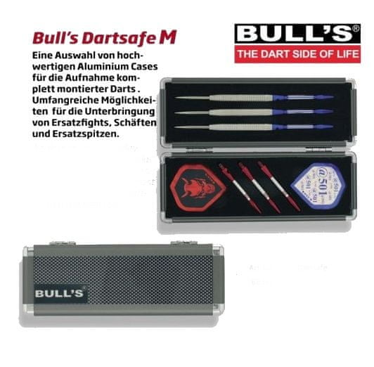 Bull's Puzdro na šípky - Dartsafe - M