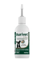 Vetnil Aurivet Clean tekočina za čiščenje ušes, 120 ml