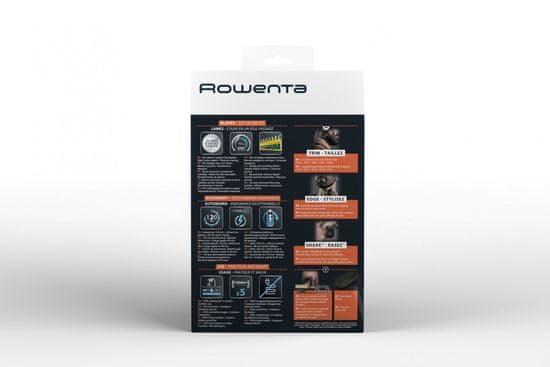 Rowenta Forever Sharp Comfort Style TN6040F4