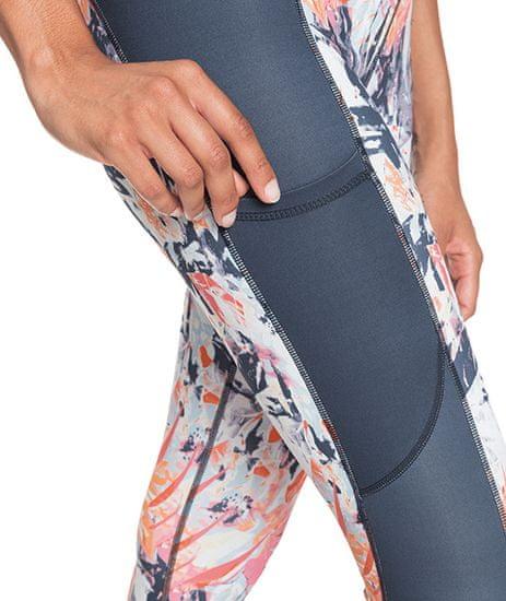 ROXY Legíny damskie RunwayCircle Spodnie II ERJNP03380-BSP9