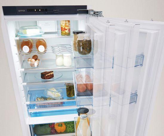 Gorenje NRKI5182A1 vgradni hladilnik z zamrzovalnikom