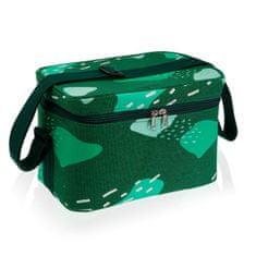 Helieli Hladilna torba Camo 9L zelena