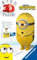 Ravensburger puzzle 3D Minionki 2 figurka - Kung Fu, 54 elementy