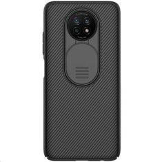 Nillkin etui CamShield dla Xiaomi Redmi Note 9T 57983102272, czarne