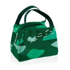 Helieli Hladilna torba Camo 7L zelena