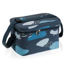 Helieli Hladilna torba Camo 9L modra