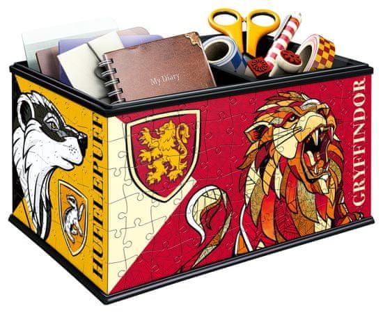 Ravensburger 3D Puzzle škatla za shranjevanje Harry Potter, 216 delov
