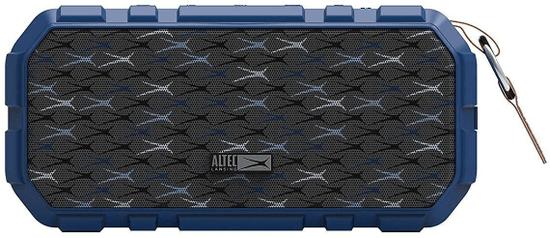 Altec Lansing X-Wild, Bluetooth reproduktor, modrá