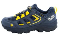 Jack Wolfskin Vojo Texapor 4042191 fantovska nepremočljiva obutev, 29, temno modra