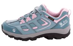 Jack Wolfskin Vojo Texapor 4042191 dekliška nepremočljiva obutev, 27, modra