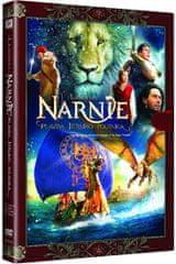 Letopisy Narnie: Plavba Jitřního poutník (knižní edeice) - DVD