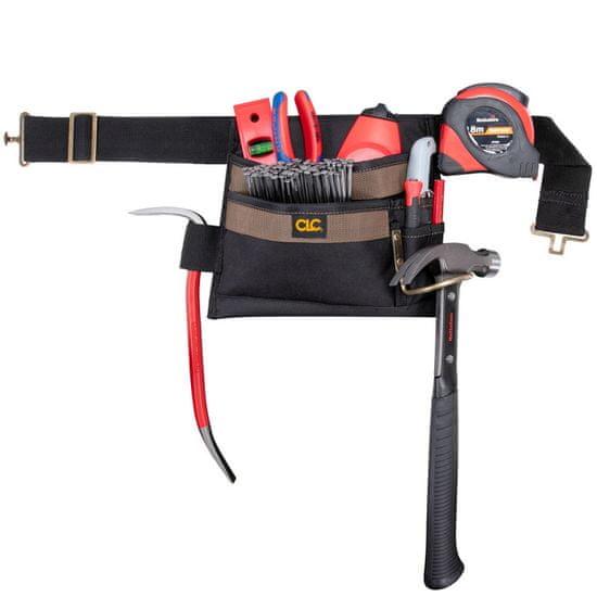 CLC Work Gear Opasek na nářadí s jednou kapsou