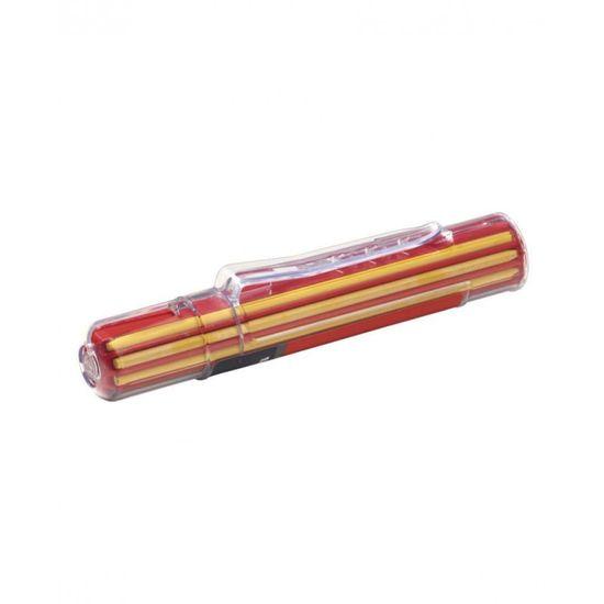 Hultafors Náplň k mechanické tužce Dry Marker, grafit, červená, žlutá