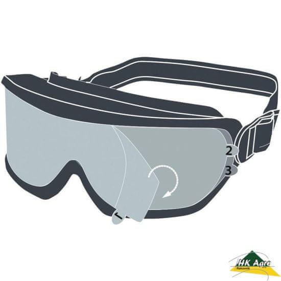 Delta Plus Delta Galeras brýle bezbarvé
