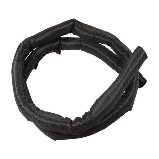 Maclean Plašč za urejanje kablov MCTV-678 črn