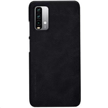 Nillkin Qin Book preklopna torbica za Xiaomi Redmi 9T, črna (57983102278)