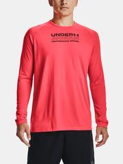 Under Armour Majica UA TECH 2.0 ORIG OF PERF LS-RED L