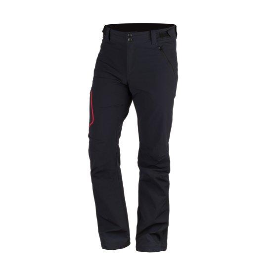 Northfinder Kemet moške pohodne hlače, črne