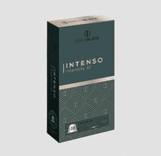 BrewBlack Kawa INTENSO (10 kapsułek z kawą)