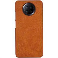 Nillkin Etui ochronne Qin Book dla Xiaomi Redmi Note 9T 57983102269, brązowe